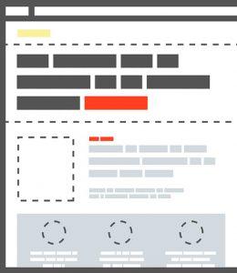 hierarquia visual