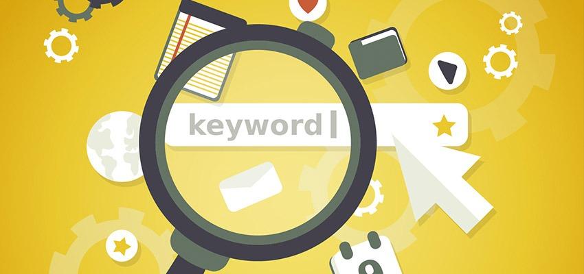 importância da palavra chave na produção de conteúdo para web