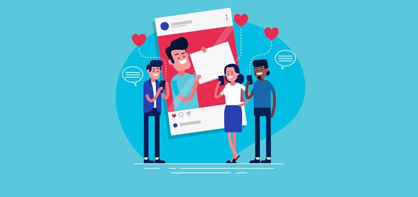 RF4.0 MKT Como Anunciar no Facebook e Instagram! perfil-de-usuarios-nas-redes-sociais
