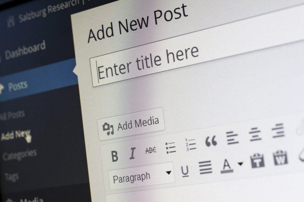 a importância de ter um blog da marca